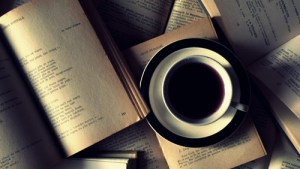 book-coffee