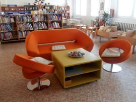 Ризька центральна бібліотека. Дитячий відділ