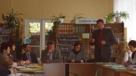 Зустріч з представниками влади